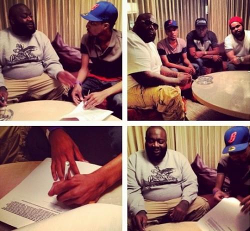 rockie fresh mmg signing 500x462