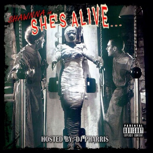 shawnna shes alive cover