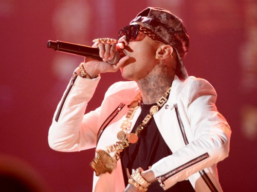 tyga bet awards perform 500x374
