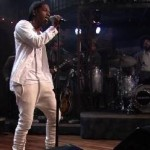 A$AP Rocky Performs 'Goldie' On Late Night With Jimmy Fallon