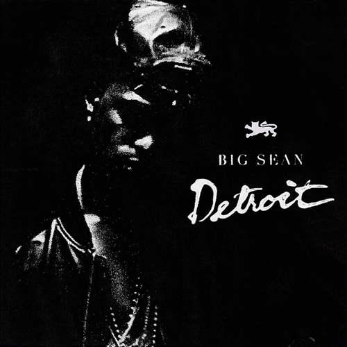 big sean detroit cover