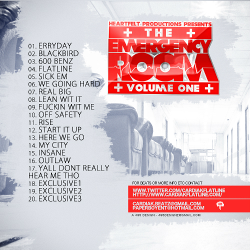 cardiak tape back