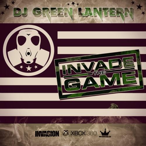 dj green lantern invade the game