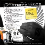 Curtis Young – <i>Doctor's Note</i> EP (Artwork & Track List)