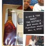 E-40 & Too $hort Reveal 'The History Channel' Release Date