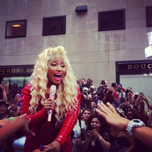 nicki minaj today show 1 500x500