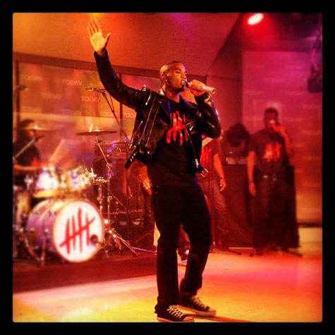 Trey Songz Performs 'Heart Attack' On Today Show | HipHop ...
