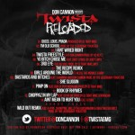 Twista – 'Reloaded' (Mixtape Artwork & Track List)