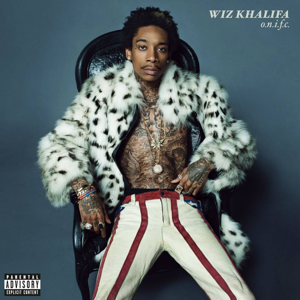 wiz khalifa – o.n.i.f.c. (album cover & track list) | hiphop-n-more