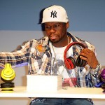 50 Cent Promotes SMS Audio At IFA Berlin 2012; Talks New Line Of Headphones, 'New Day' & Album