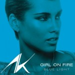 Alicia Keys – 'Girl On Fire' (Original & Blue Light Version) + Inferno Version Feat. Nicki Minaj