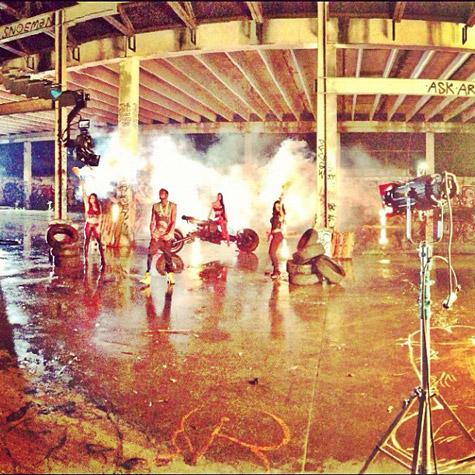 burn video shoot (2)