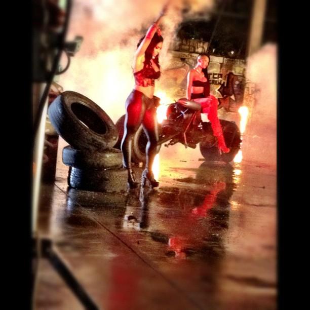burn video shoot (8)