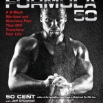50 Cent: 'Formula 50′ (Book Cover)