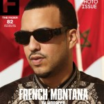 French Montana Covers FADER