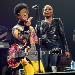 Mary J. Blige Brings Out Prince At iHeartRadio Festival In Las Vegas (Video)