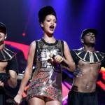 Rihanna Performs At iHeart Radio Music Fest; Announces 'Diamonds' Single & Release Date