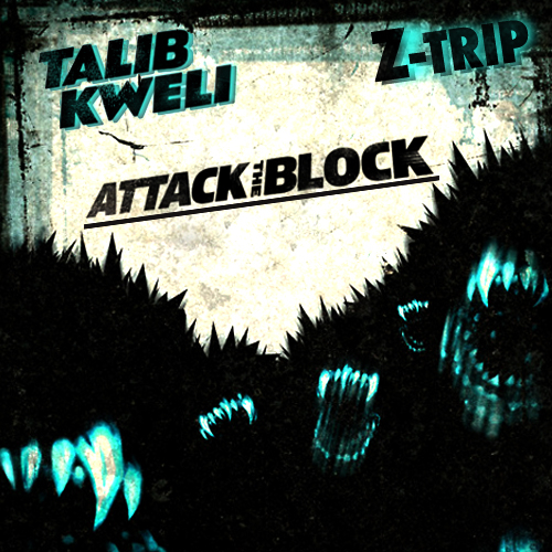 talib attack the block