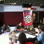 Missy Elliott & Timbaland On The Angie Martinez Show