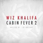 Wiz Khalifa Cabin Fever 2 front large 150x150