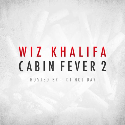 Wiz Khalifa Cabin Fever 2 front large1