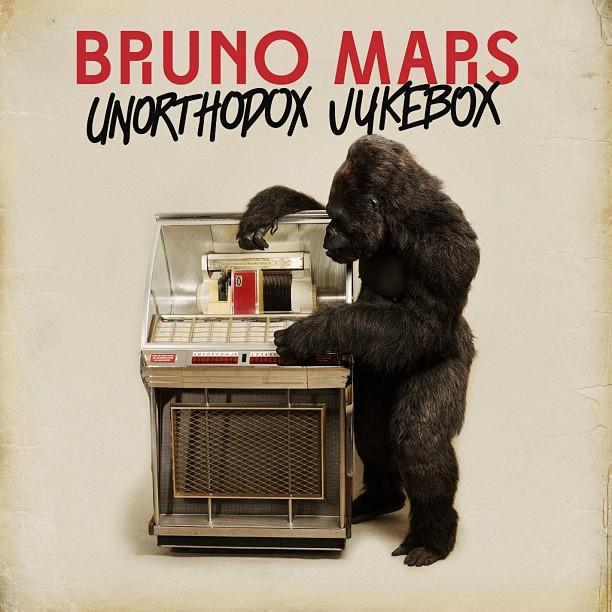 bruno mars unorthodox jukebox artwork