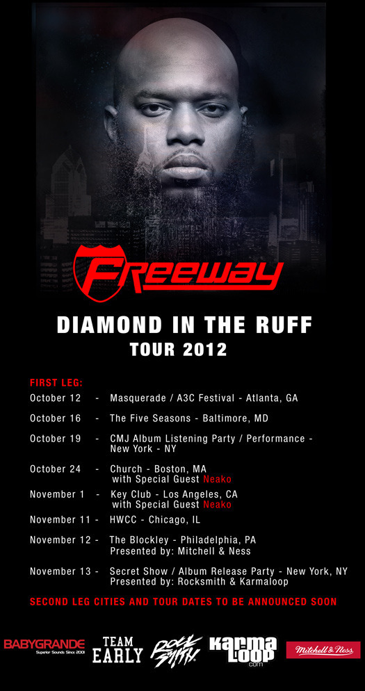 freeway tour