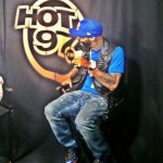 Angie Martinez Interviews Joe Budden; Addresses 'Love & Hip Hop' Rumors