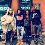 Kendrick Lamar On The Breakfast Club; Explains Lady Gaga's Absence On Album