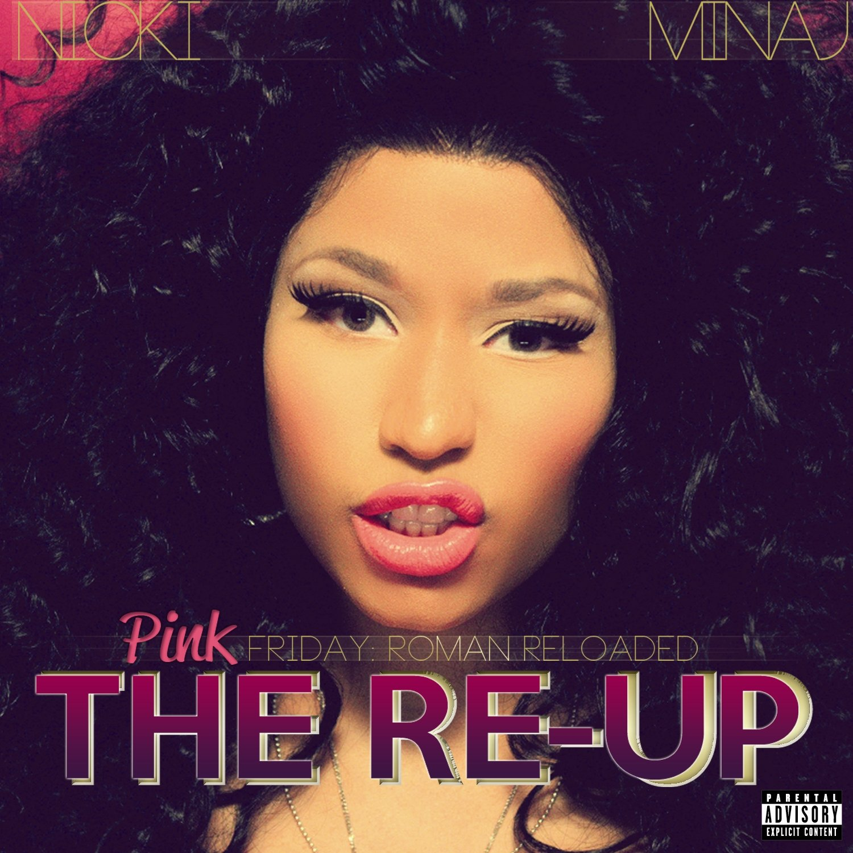 nicki minaj � pink friday roman reloaded the reup album