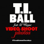 ti ball video shoot pics promo