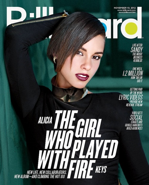alicia keys billboard cover