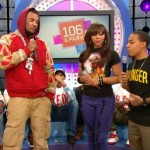 Pharrell, Ne-Yo & Game On 106 & Park