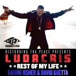 In The Studio: Ludacris, Usher & David Guetta Record & Preview 'Rest Of My Life'