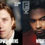 Miguel Covers FADER