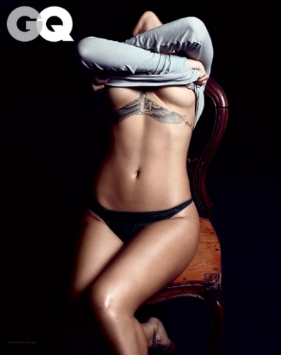 rihanna gq shoot photos (4)