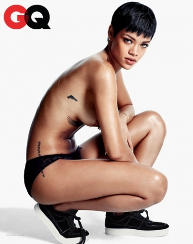 rihanna gq shoot photos (5)