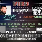 Ticket Giveaway: A-Trak, A$AP Mob & Pusha T Live At Best Buy Theater, NYC