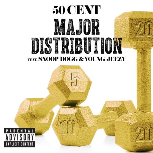 50 cent major distribution artwork