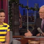 Alicia Keys On David Letterman (Interview & Performance)