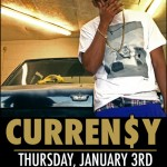 HHNM Giveaway: Win Tickets To See Curren$y Live At SOB's