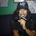 "Melanie Fiona Introduces Her Rap Alter Ego ""Felony Miona"" With A Freestyle"