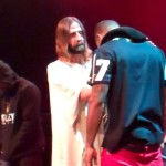 "The Game Brings Out ""Jesus"" On Stage In LA"