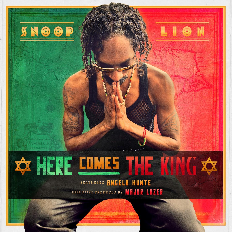 Snoop Lion – 'Here C...