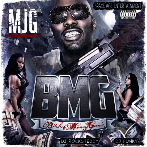 mjg bitches money guns