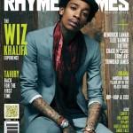 Wiz Khalifa Covers Rhymes & Dimes Magazine