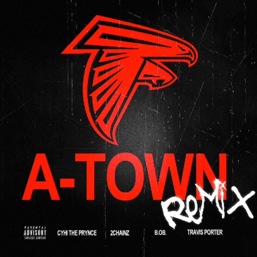 a-town remix artwork