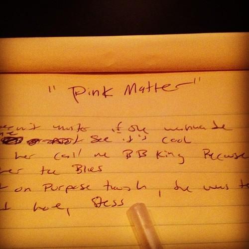 big boi pink matter