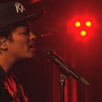 Bruno Mars Performs 'When I Was Your Man' On Jimmy Kimmel Live