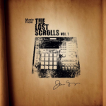 J. Dilla – <i>Music From the Lost Scrolls Vol. 1</i> (Cover & Track List)
